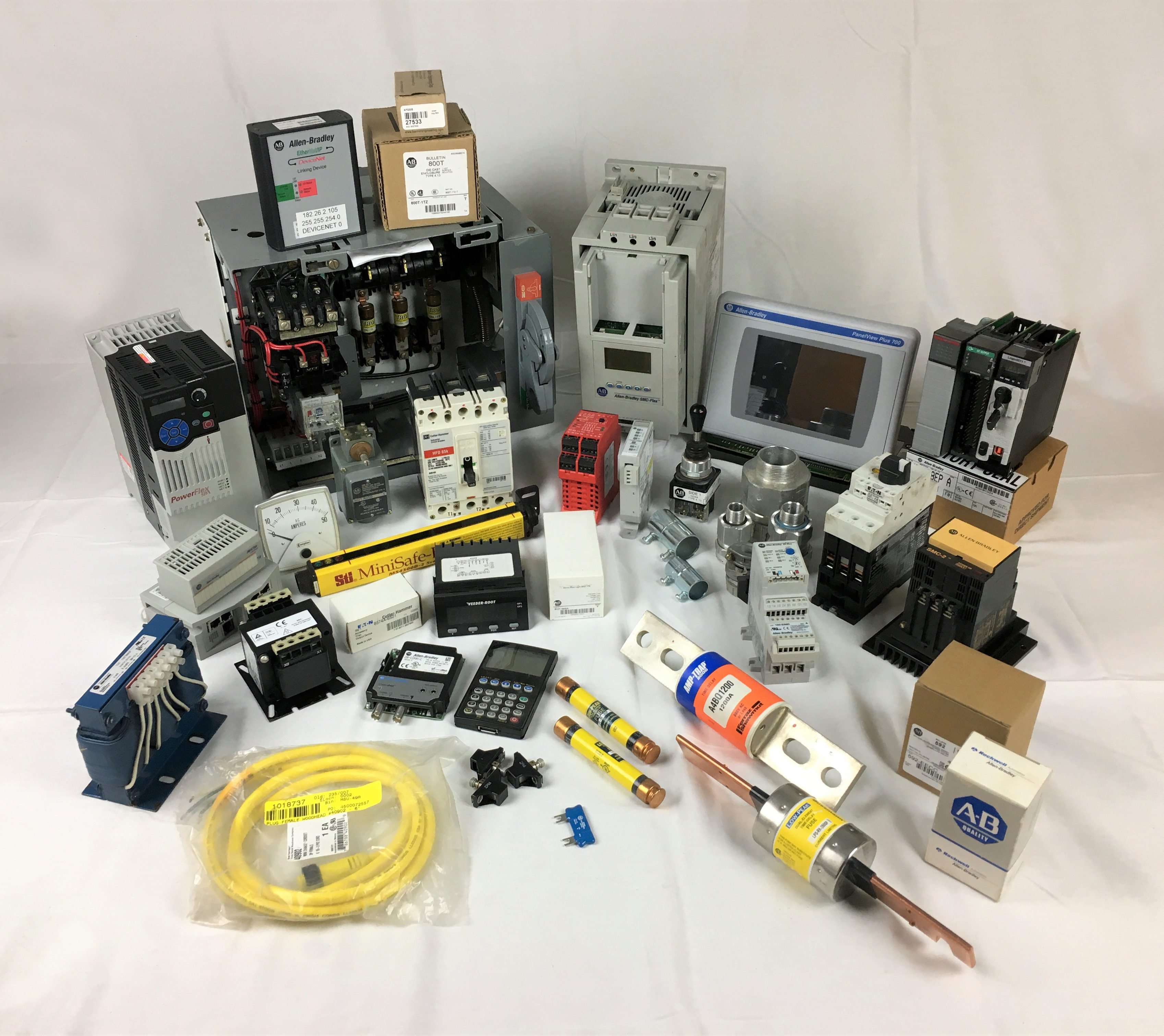 Electronic Components - Surplus Inventory | KJ Contracting
